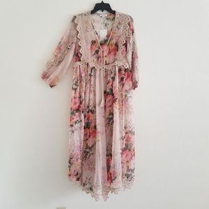 Reiss Dresses | Reiss Jade Lovely Lace Midi Dress | Poshmark